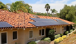 Tile Roof Solar Installation