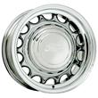 Wheel Vintiques Artillery Wheel, Chrome Plated