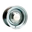 Wheel Vintiques Smoothie Wheel, Bare Center/Chrome Rim