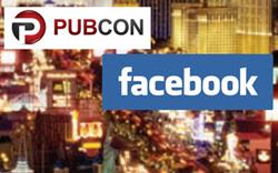 Facebook, Pubcon Las Vegas 2014 Gold Sponsor