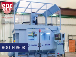 DMS CNC Routers at SPE 2014 Thermoforming Conference