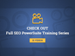 To Help Users Get a Smooth Start with SEO PowerSuite Tools,...