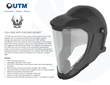 UTM RBT Introduces an All New Fully Integrated Face Mask and the Only...