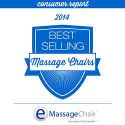 Best Selling Massage Chairs for 2014