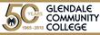 Glendale Community College, AZ 50th Anniversary logo