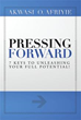 New book 'Pressing Forward' urges readers to never give up