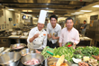 PolyU Invites Professional Chefs and Grassroot Families to Prepare a...