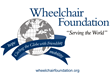 The Wheelchair Foundation Logo
