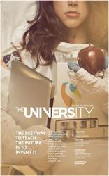 The University film poster