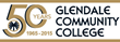 Glendale Community College, AZ 50th Anniversary logo