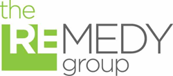 The Remedy Group Logo