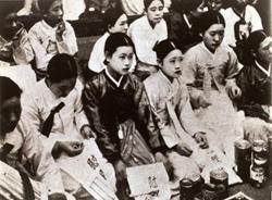 Comfort Women of World War II