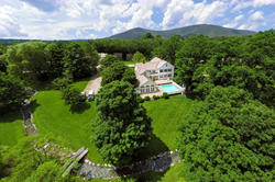 Grand Estates Auction Company Offering 37-Acre Historic Vermont Mountain Estate Bordering Green Mountain National Forest With No Minimum Bid and No Reserve
