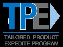 Tailored Product Expedite Program