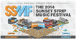 Webcast of Sunset Strip Music Festival to Feature Additional Artists...