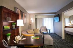 Photo of suite guest room in McLean, VA