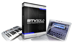 BTV Professional Music Production Software Product Order