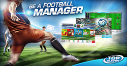 Most popular online football manager game