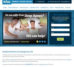 Kenneth J. Wolnik, DDS Website