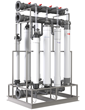 Spectrum SeriesTM Universal Ultrafiltration Rack Manufactured by Wigen Water Technologies
