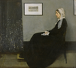 Whistler's Mother, c. 1871