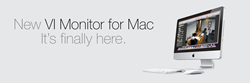 New VI Monitor for Mac