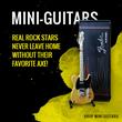 Iconic Shop Mini Guitars