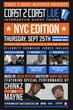 The Birthplace of Hip Hop Hosts the Coast 2 Coast Live NYC Edition