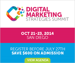 Digital Marketing Strategies Summit