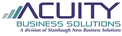 Acuity Business Solutions a division of Stambaugh Ness