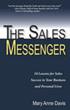 """The Sales Messenger,"" Mary Anne Wihbey Davis's book."