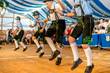 A showcase of traditional Bavarian dance