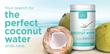 Activz, Coconut Water Powder, Actives