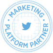 Twitter Marketing Platform Partner Badge