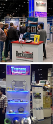 Beckwood and Triform in Booths 1807 & 1809 at FABTECH 2014