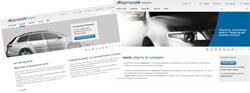 araymond-automotive.com website