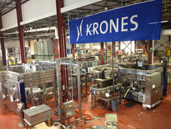 Real Ale Invests in New Bottling Line
