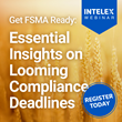 Exclusive Intelex Webinar Highlights Key Elements for Compliance with...