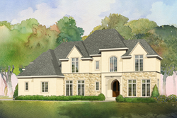 Luxury Homes at Hidden Lake are built by Ange Signature Homes