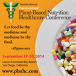 San Diego Plays Host This Week to International Plant-based Nutrition...