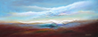 Painted Meditations on the Landscape...New Paintings by Michael Monroe...