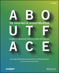 About Face book, interaction design