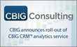 CBIG Consulting Empowers Sales Teams with CRM Analytics Solutions