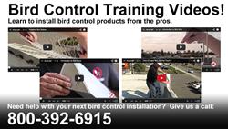 Bird Control Training Videos