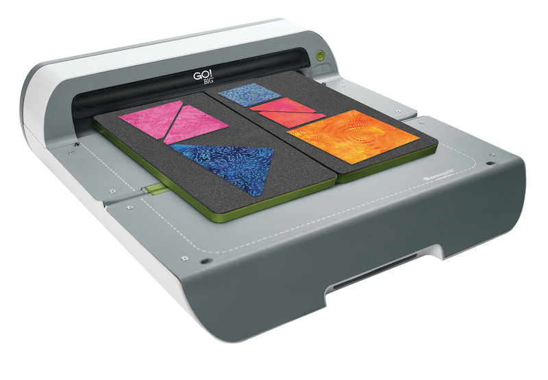 Accuquilt Introduces The Go Big 174 Electric Fabric Cutter