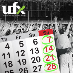 UFX offers Sunday trading