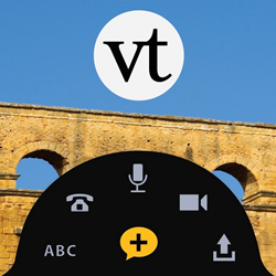 New VoiceThread Player Controls