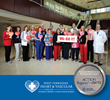 West Tennessee Heart and Vascular Center Earns Highest Award from...