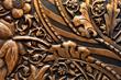 Sculpted Brass Detail Rosewood London