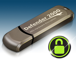 The Kanguru Defender 2000 and Kanguru Defender Elite200 are two of Kanguru's top-of-the-line, FIPS 140-2 Certified, secure flash drives.